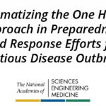 Conference Announcement for Systematizing the One Health Approach in Preparedness and Response Efforts for Infectious Disease Outbreaks